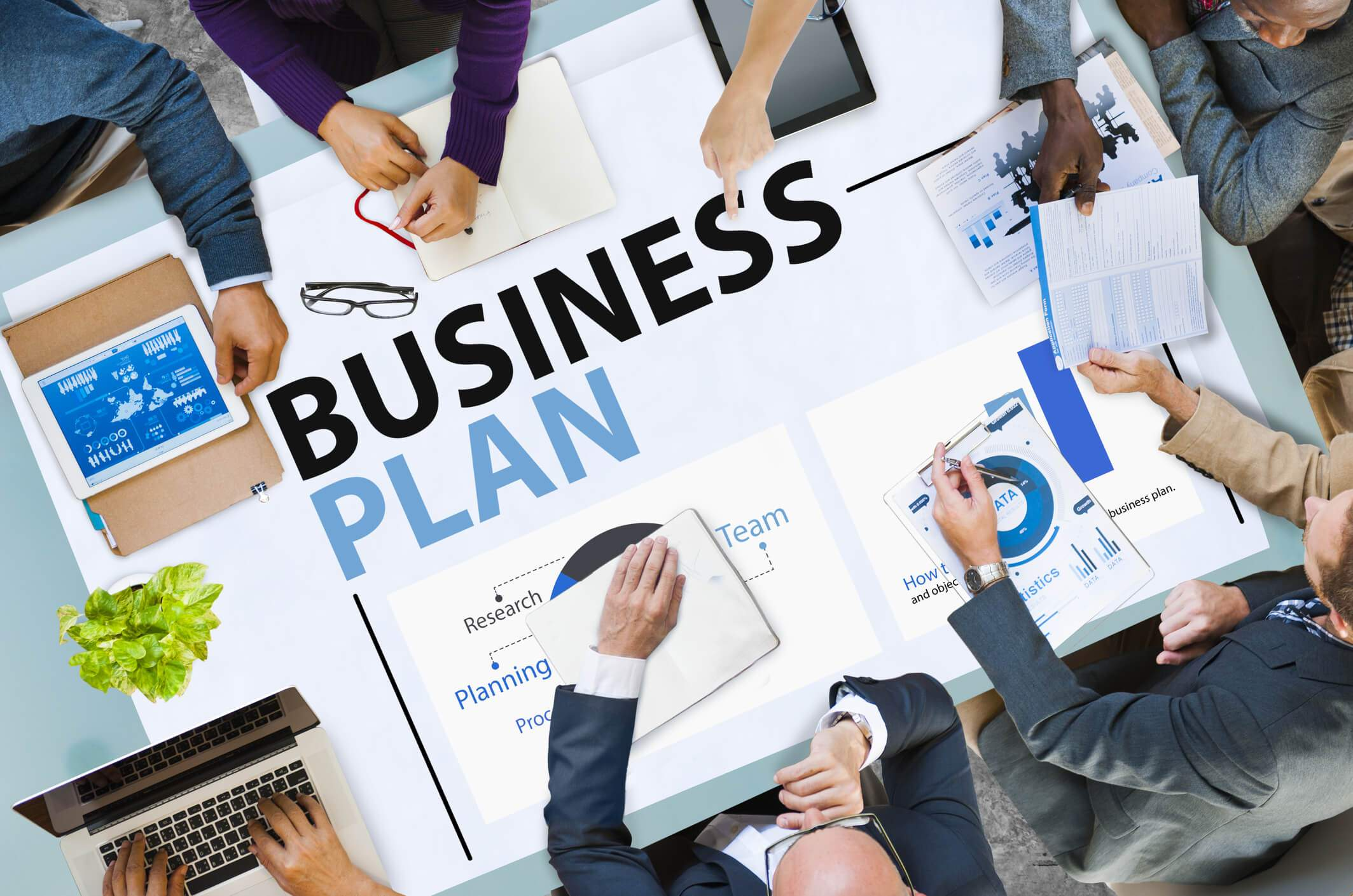 Business Plan For Small  U0026 Medium Sized Companies In Egypt