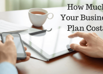 How Much Your Business Plan Cost