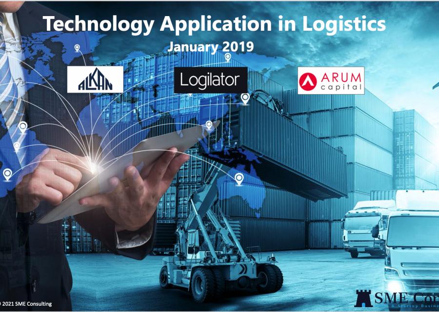 SME Consulting Logilator logistics