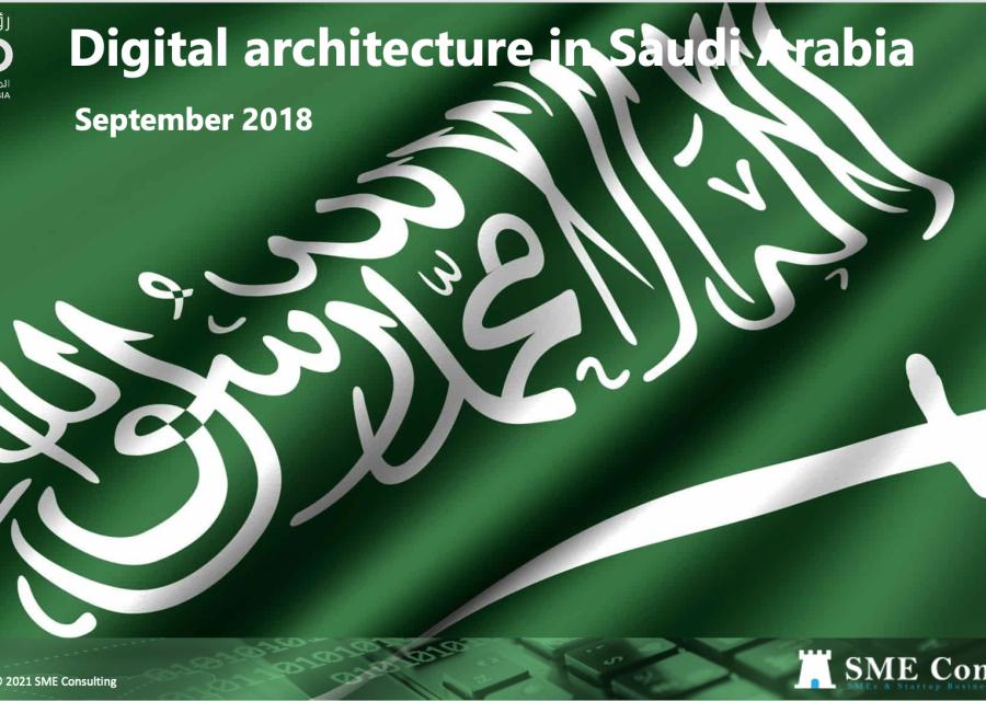 SME Consulting KSA Digitla Architecture