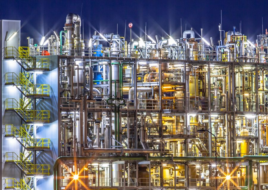 SME Consulting Industrial Chemical factory